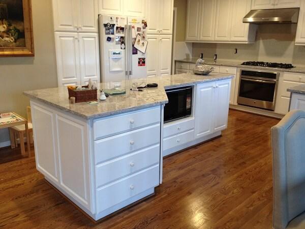 Kitchen Cabinet Refinishing – Apex Furniture Refinishing